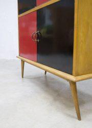 vintage design kast cabinet midcentury design