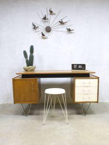 Vintage design Pastoe desk Cees Braakman bureau