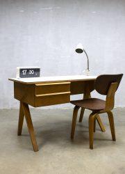 Vintage design Cees Braakman EB02 desk Pastoe bureau
