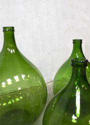 gistflessen rustic carboy wine bottles Dame Jeanne Demijohn