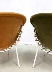vintage balloon chairs Lusch & Co