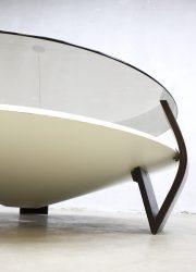 space age vintage coffee table salontafel retro