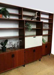 ums wallunit Pastoe Cees Braakman cabinet wandkast vintage