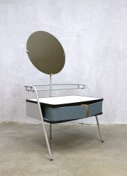 fifties dressing table kaptafel vintage mid century modern design
