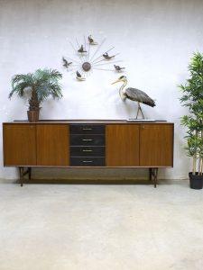 Vintage Danish design cabinet dressoir wandkast Deens