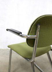 vintage buisframe vergaderstoelen office chairs bakeliet