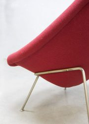 vintage Artifort Dutch design lounge chair fauteuil Pierre Paulin midcentury modern