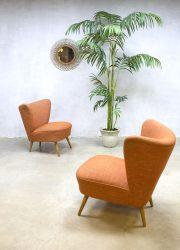 sixties midcentury design cocktail stoel stoelen fauteuil cocktail chair Artifort
