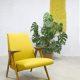 Vintage Danish armchair lounge chair, vintage lounge fauteuil Deens