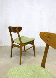 vintage dinner chairs Scandinavian minimalism Farstrup Møbler