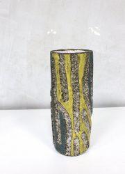 vintage kunst abstract vase vintage design vazen vaas