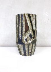 vintage art vase vases ceramic pottery vaas vazen design
