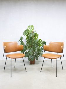Vintage Kembo chair stoel model 205 W. Rietveld & W. Gispen