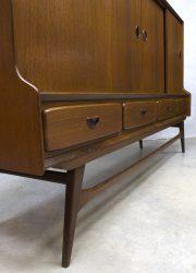 Louis van Teeffelen for Webe cabinet dressoir dutch design highboard