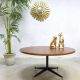Midcentury vintage design coffee table salontafel Osvaldo Borsani style