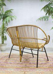 lounge sofa Rohe Noordwolde bamboe bamboo bank