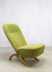 Dutch design Artifort Congo chair fauteuil