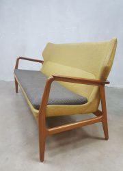 Bovenkamp wingback bank sofa Scandinavian design Dutch design