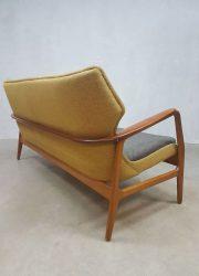 vintage design Bovenkamp wingback sofa Aksel Bender Madsen Dutch design