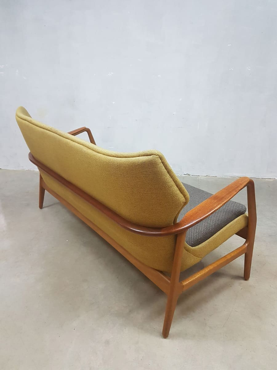 Dutch Design Bank.Vintage Dutch Design Bank Bovenkamp Aksel Bender Madsen Bestwelhip