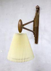 vintage schaarlamp deens Kaare Klint Danish scissor lamp