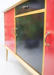 vintage dressoir sideboard cabinet midcentury modern design
