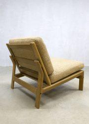 Vintage Deense lounge fauteuil bankje sofa Komfort mobler Danish