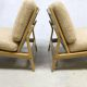 Vintage Deense lounge chairs Grete Jalk sofa Komfort mobler Danish