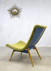 vintage lounge chair easy chair Cesky Nabytek midcentury modern