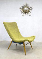 vintage design lounge fauteuil Miroslav Navratil design