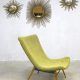 Vintage design lounge chair Miroslav Navratil lounge fauteuil