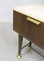vintage design kaptafel Zijlstra meubelfabriek A. A. Patijn