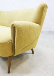 vintage retro bank sofa Deense stijl Danish style