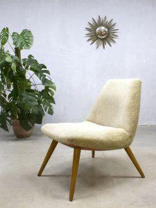 Vintage design fifties club chair lounge chair cocktailstoel