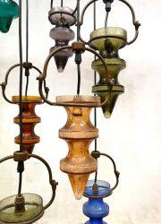 stalactite hang lamp pendant chandelier Raak Nanny Still McKinney