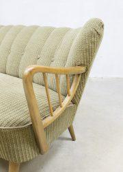 midcentury vintage design lounge sofa fifties sixties bank