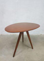 vintage retro coffee table bijzettafel jaren 50 60