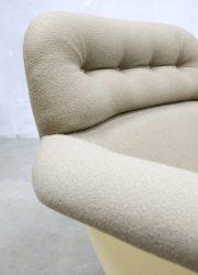 sixties seventies swivel chair Artifort Dutch design draai fauteuil stoel