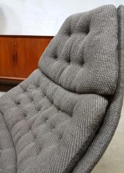 vintage retro swivel chair Artifort G. Harcourt
