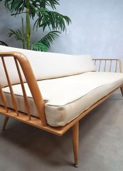 Midcentury Dutch design sofa vintage lounge bank Walter Knoll