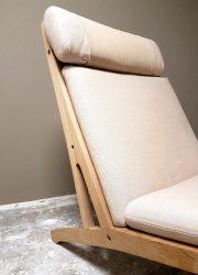 vintage Hans Wegner Getama lounge fauteuil easy chair