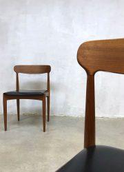 Johannes Andersen Uldam stoel chair Deens Danish design