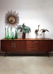 Midcentury vintage dressoir sideboard Webe, Louis van Teeffelen,