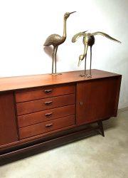 vintage Webe Louis van Teeffelen dressoir lowboard Jaap Ravelli wandkas