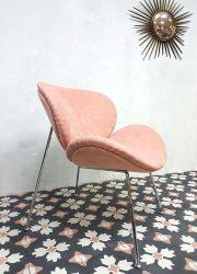 retro slice chair Artifort style Pierre Paulin