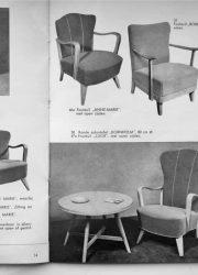Vintage Dutch design fauteuil wingback chair Cees Braakman Pastoe jaren 30