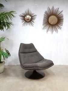 Artifort F511 Industriële en robuuste meubels, verlichting