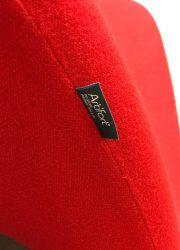 vintage design Pierre Paulin tongue lounge fauteuil Dutch design
