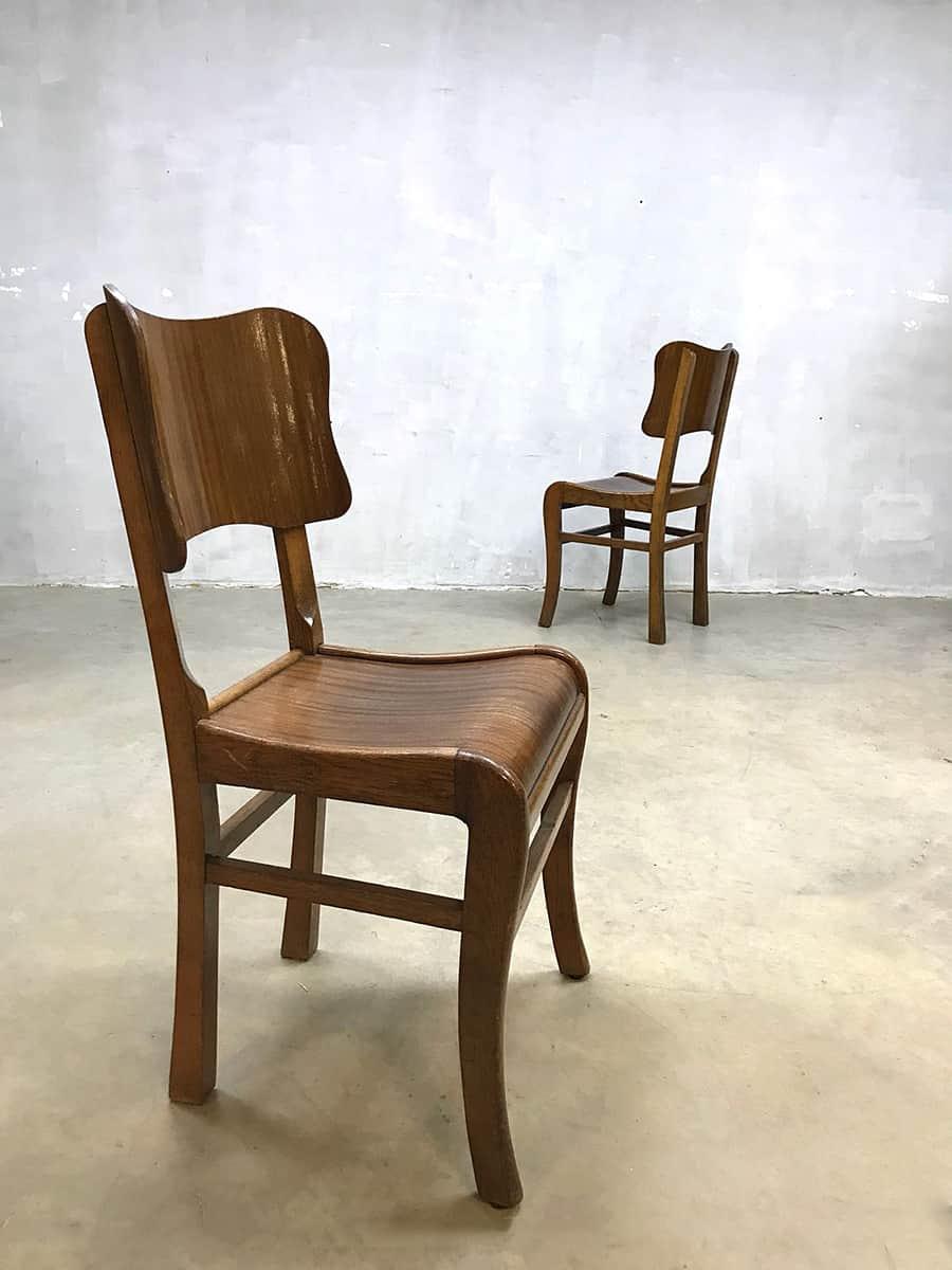 Eetkamer stoel top eetkamer stoel lisse with eetkamer for Bauhaus stoel vintage