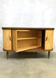 midcentury vintage design cocktail cabinet fifties retro